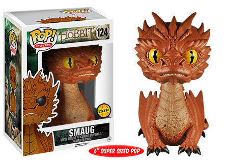 Funko Pop! Movies Smaug (CHASE) Stock