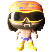 "Funko Pop! Wrestling ""Macho Man"" Randy Savage (Purple)"