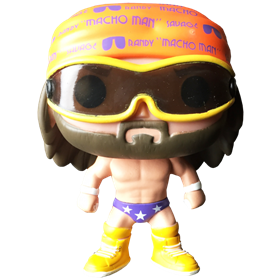 Funko Pop! WWE Macho Man Randy Savage (Purple Trunks)