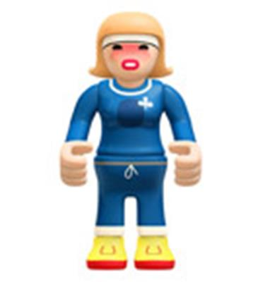 Kid Robot Peecol Rungirl Icon Thumb