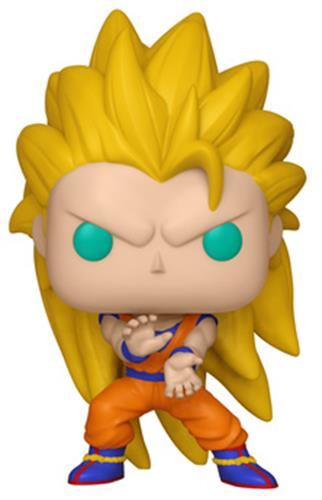 Funko Pop! Animation Goku (Super Saiyan 3) Icon