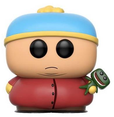 Funko Pop! South Park Cartman (w/ Clyde)