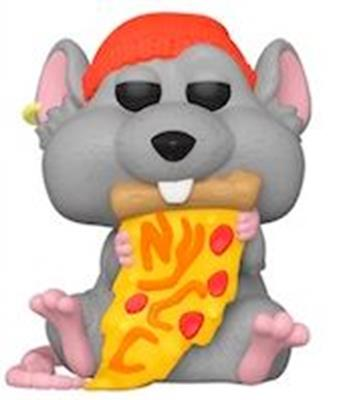 Funko Pop! Icons Pizza Rat with Orange Hat