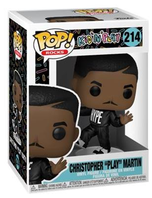 "Funko Pop! Rocks Christopher ""Play"" Martin Stock"