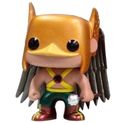 Funko Pop! Heroes Hawkman (Metallic)