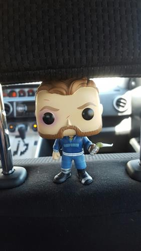 Funko Pop! Heroes Boomerang commander-funko on tumblr.com