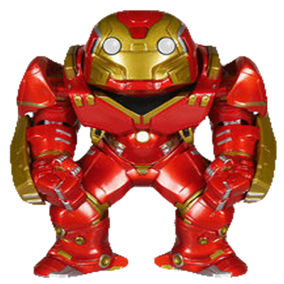 Funko Pop! Marvel Hulkbuster