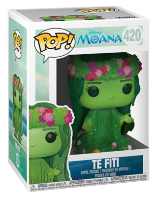 Funko Pop! Disney Te Fiti Stock