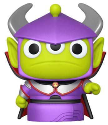 Funko Pop! Disney Zurg (Metallic)