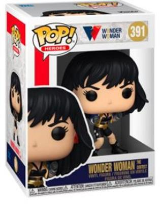 Funko Pop! Heroes Wonder Woman The Contest Stock