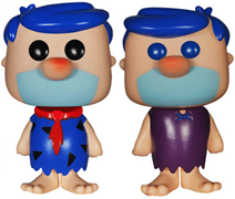 Funko Pop! Animation Fred & Barney (Blue Hair)