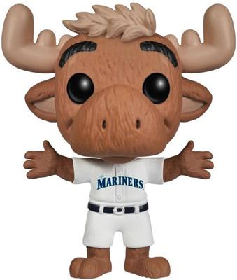 Funko Pop! MLB Mariner Moose