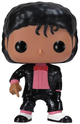 Funko Pop! Rocks Michael Jackson (Billie Jean)