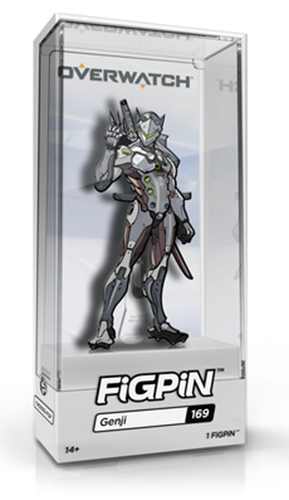 FiGPin Overwatch Genji Stock Thumb