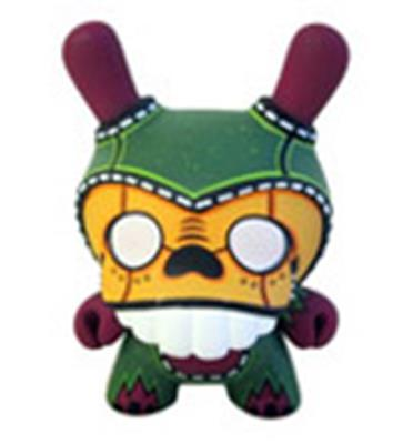 Kid Robot Special Edition Dunny Agent K Icon