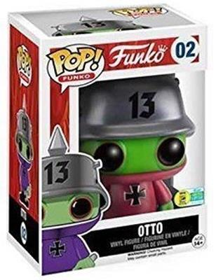 Funko Pop! Funko Otto (Red Shirt) Stock