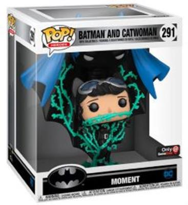 Funko Pop! Heroes Batman and Catwoman Stock