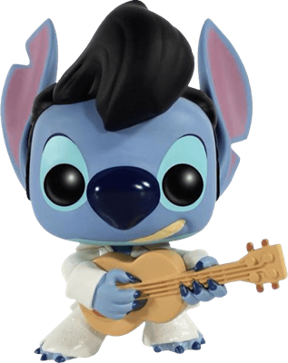 Funko Pop! Disney Stitch (Elvis)