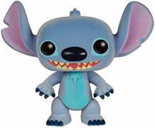 Funko Pop! Disney Stitch (Flocked)