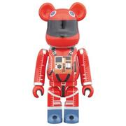 Be@rbrick Movies 2001: A Space Odyssey (Orange Suit) 1000%