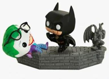 Funko Pop! Heroes Batman Vs. The Joker Batman 1989