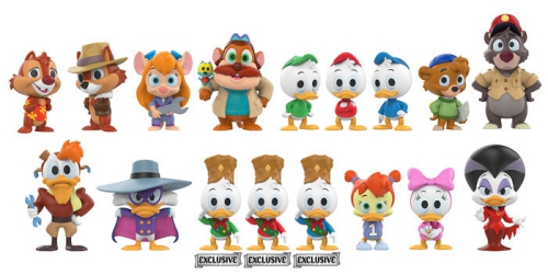 Mystery Minis Disney Afternoon Scrooge McDuck Swimming (DuckTales)