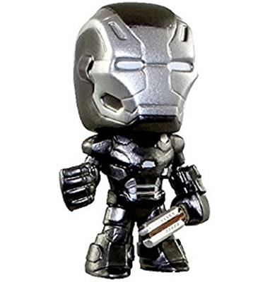 Mystery Minis Captain America: Civil War War Machine Stock Thumb