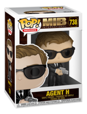 Funko Pop! Movies Agent H Stock