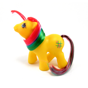 My Little Pony Year 05 Baby Tic Tac Toe