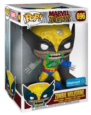 Funko Pop! Marvel Zombie Wolverine (10 Inch) Stock Thumb