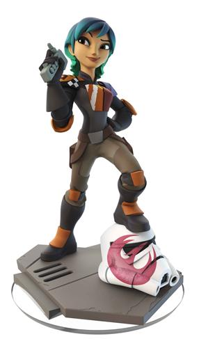 Disney Infinity Figures Star Wars Rebels Sabine Wren