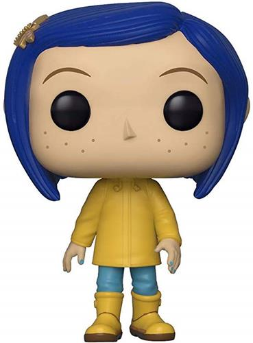 Funko Pop! Animation Coraline in Raincoat