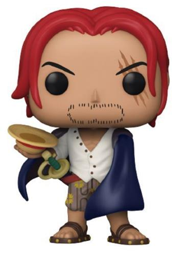 Funko Pop! Animation Shanks with Hat