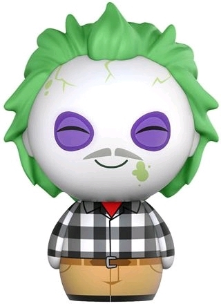 Dorbz Movies Beetlejuice (Plaid Shirt) Icon