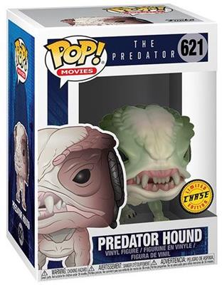 Funko Pop! Movies Predator Hound (Green) - CHASE Stock
