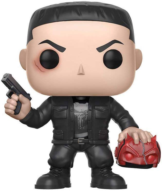 Funko Pop! Marvel Punisher (CHASE)