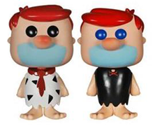 Funko Pop! Animation Fred & Barney (2-Pack) - Red Hair