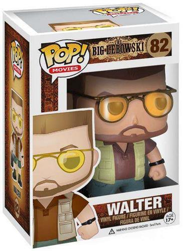 Funko Pop! Movies Walter Stock