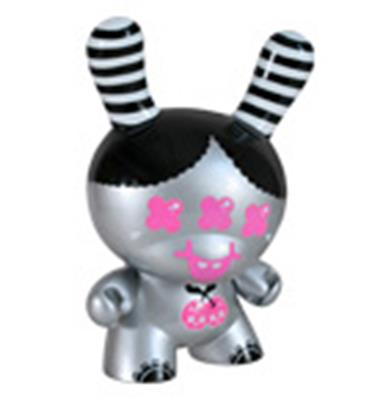 "Kid Robot 8"" Dunnys Untitled: Buff Monster"
