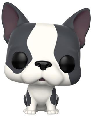 Funko Pop! Pets French Bulldog (Black & White)