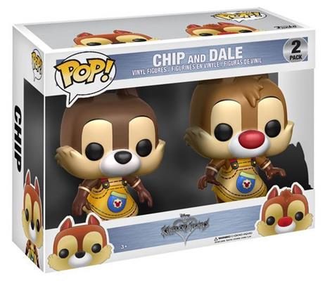Funko Pop! Games Chip & Dale Stock Thumb
