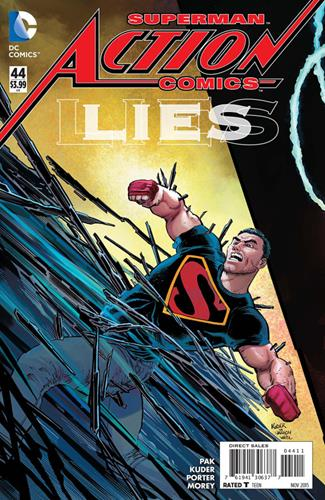 DC Comics Action Comics (2011 - 2016) Action Comics (2011) #44 Icon Thumb