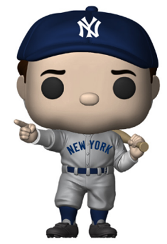 Funko Pop! Sports Legends Babe Ruth