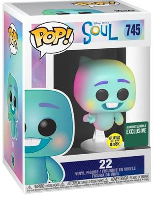 Funko Pop! Disney 22 (Glows in the Dark) Stock