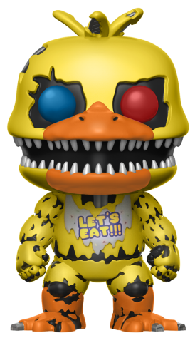 Funko Pop! Games Chica (Nightmare)