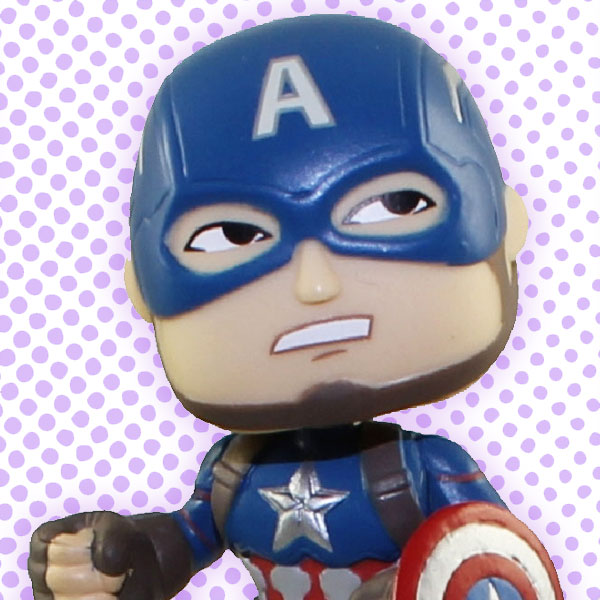 Mystery Minis Captain America: Civil War