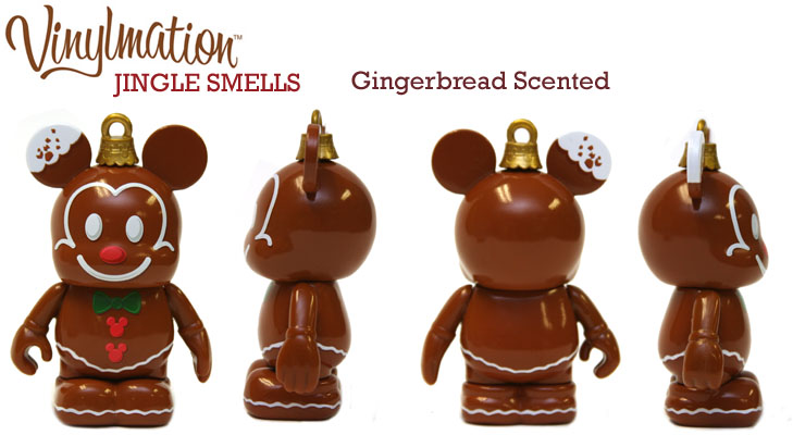 Vinylmation Open And Misc Jingle Smells Gingerbread