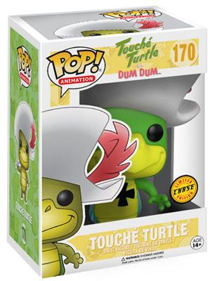 Funko Pop! Animation Touché Turtle (Chase) Stock