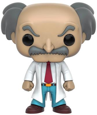 Funko Pop! Games Dr. Wily