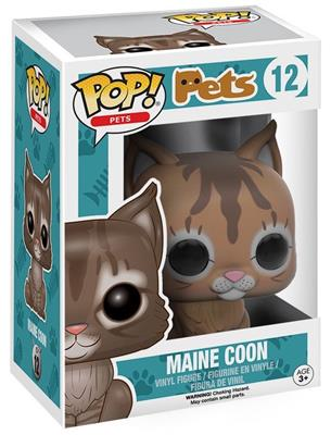 Funko Pop! Pets Maine Coon Stock